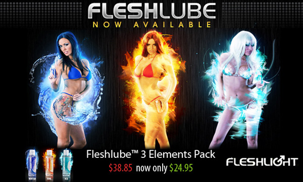 fleshlube water fleshlight