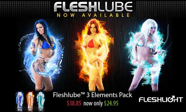 fleshlube water fleshlight